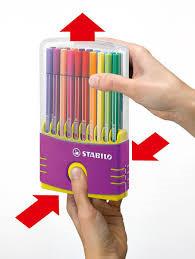 Stabilo Stiften 10 stuks pen 68.
