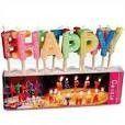 Verjaardagskaarsjes Happy Birthday