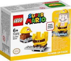 Lego Super Mario power up pack Builder Mario.