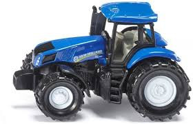 Siku New Holland tractor .