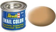 Revell verf voor modelbouw bruin mat nummer 17