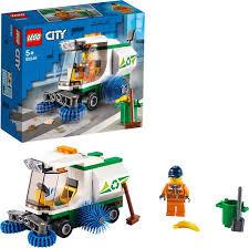 LEGO City Straatveegmachine