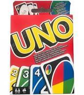 Uno het kaartspel van Mattel.