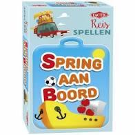 Selecta tactic spel spring aan boord 56029