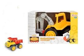 Cars en trucks Stevige kiepwagen