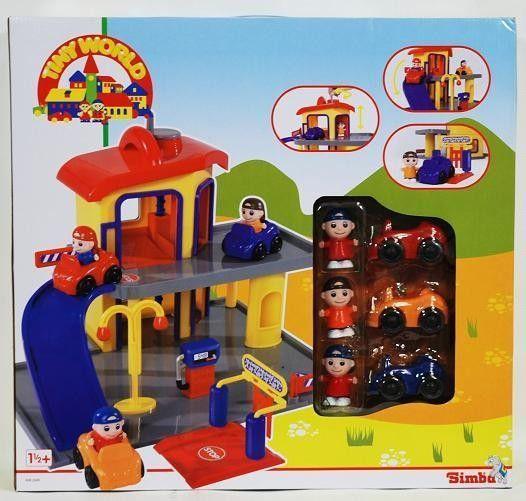 Simba Tiny World Garage