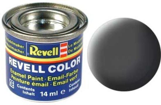 Revell verf voor modelbouw mat olijfgrijs nr 66