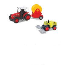 Speedzone tractor met waterhaspel en kneuzer.
