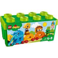 Lego duplo Mijn eerste dieren bouw box. 10863