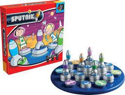 Sputnik spellaat de raketten stijgen!