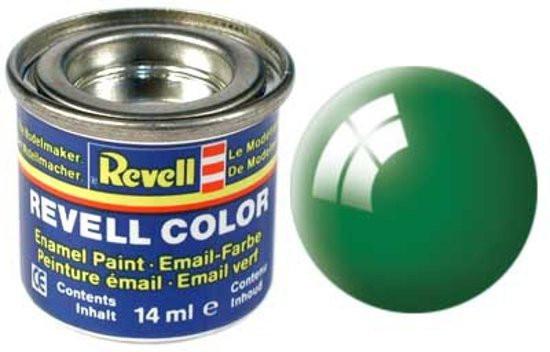 Revell verf voor modelbouw smaragd groen nummer 61