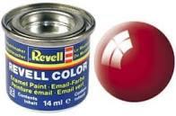 Revell verf voor modelbouw glanzend vuurrood nummer 31