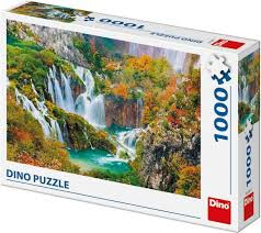 Dino Puzzel Plitvice Lakes 1000 stukjes