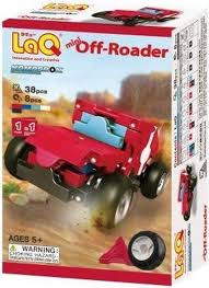LaQ Hamacron Constructor Mini Off Roader.