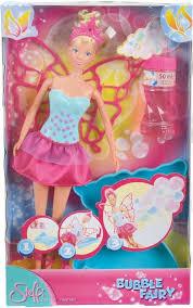 Steffi love bubble fairy maakt bellen.
