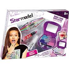 Starmodel make up set happy friday.make your own style.