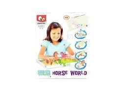 Slammer horse world.