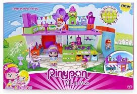 Pinypon Baby Party Kinderopvang Speelset.