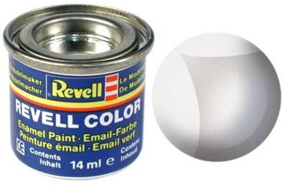Revell verf voor modelbouw kleurloos glanzend nummer 1