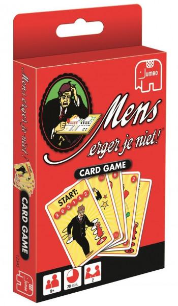 Jumbo Mens erger je niet! Kaartspel