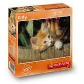 3D Magic Puzzel Kitten 35 stukjes