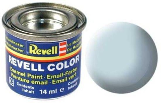 Revell verf voor modelbouw mat lichtblauw nummer 49