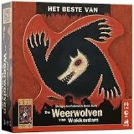 De Weerwolven van Wakkerdam: Het beste van Kaartspel
