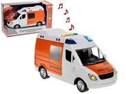 Cars en trucks notartz met licht en geluid.