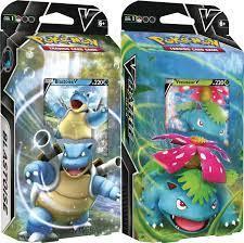 Pokemon verzamel kaarten - Battle Deck Venusuar V