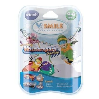 Vtech V.Smile Motion Game Wintersport