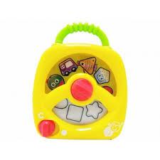 Playgo baby muziek box met geluid.