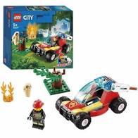 LEGO City Brandweer Bosbrand - 60247