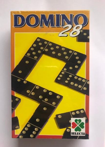 Selecta domini 28 met cijfers.