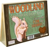 Eekhoorn woodland constuction kit cyril the squirrel.