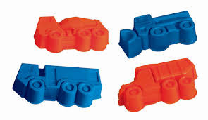 Dino toys 4 zandvormen van tatra.