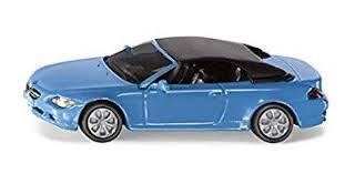 Siku BMW 645I cabriolet.
