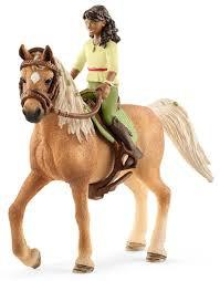 Schleich Sarah en Mystery van Horse Club 42517