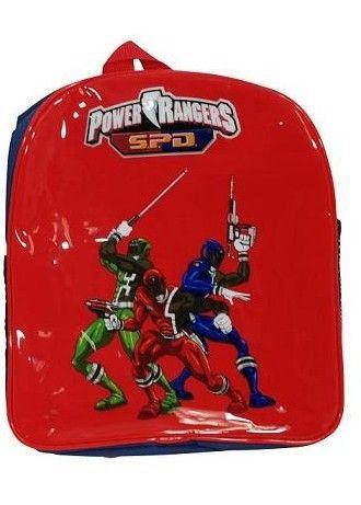 Power Ranger Rugzak