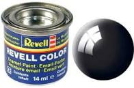 Revell verf voor modelbouw glanzend zwart nummer 7