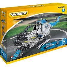 Twickto Aviation1 3 in 1 bouwset.