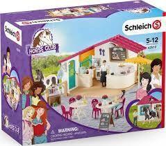 Schleich horse club paarden cafe 42519.
