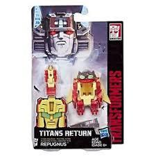 Transformers Titans Return Repugnus