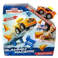 Little tikes Wheelz slammin racers stuntsprong.