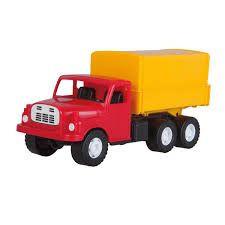 Tatra Vrachtwagen met bakje