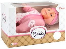 Baby beau popje 23 cm