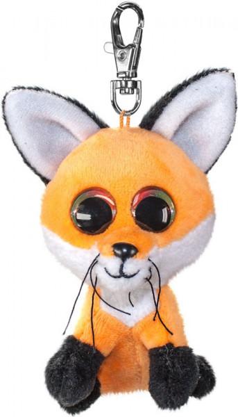 Lumo Stars Fox Repo met clip - Mini - 8,5cm