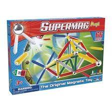 Supermag maxi primary 66 delige magneten set.