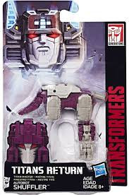 Transformers Titans Return Shuffler