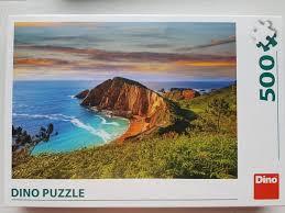 Puzzle 500 Stukjes Playa Del Silencio, Spanje