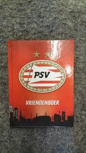 PSV Vriendenboek.